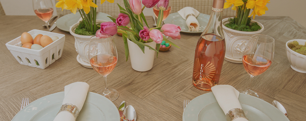 Easter-Inspired Tablescapes